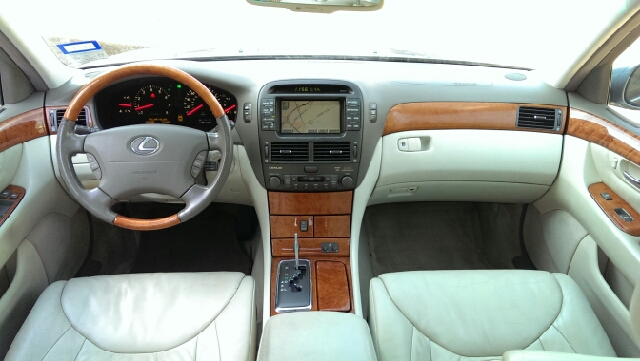 2001 Lexus LS 430 for sale at NextCar in Jackson MS