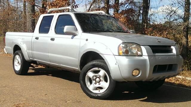 2002 Nissan Frontier for sale at NextCar in Jackson MS