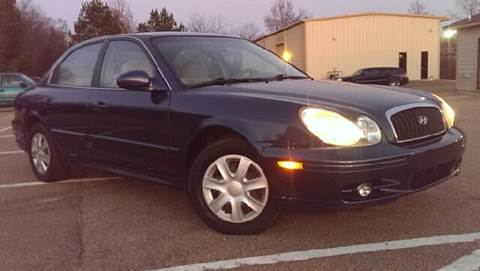 2004 Hyundai Sonata for sale at NextCar in Jackson MS