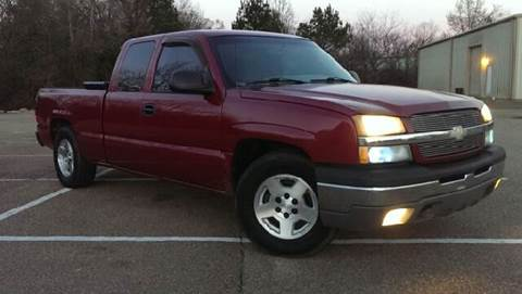 2005 Chevrolet Silverado 1500 for sale at NextCar in Jackson MS