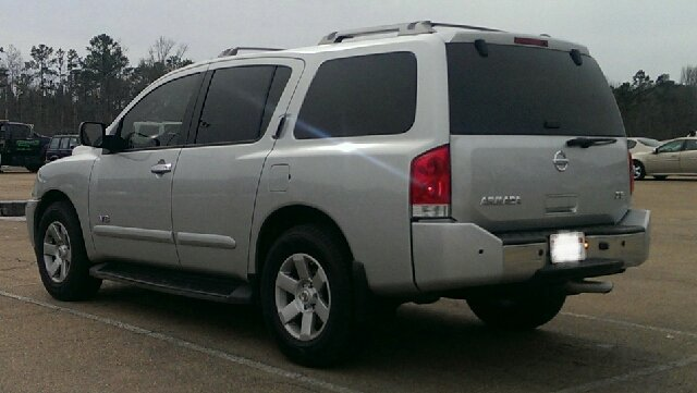 2007 Nissan Armada for sale at NextCar in Jackson MS