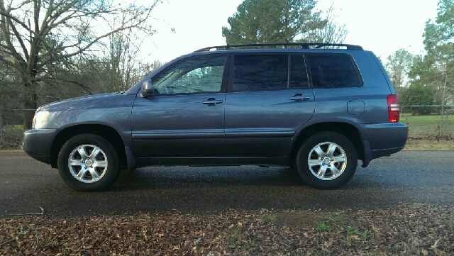 2003 Toyota Highlander for sale at NextCar in Jackson MS