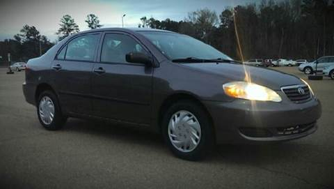 2007 Toyota Corolla for sale at NextCar in Jackson MS