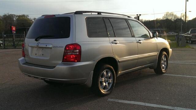 2003 Toyota Highlander for sale at NextCar in Jackson MS