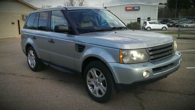 2006 Land Rover Range Rover Sport for sale at NextCar in Jackson MS