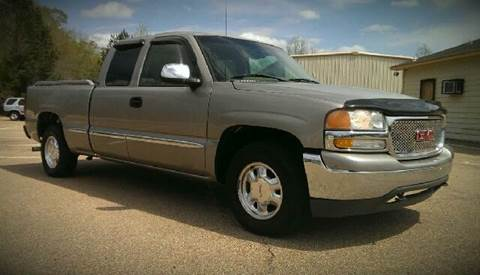 2002 GMC Sierra 1500 for sale at NextCar in Jackson MS