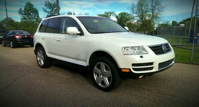 2005 Volkswagen Touareg for sale at NextCar in Jackson MS