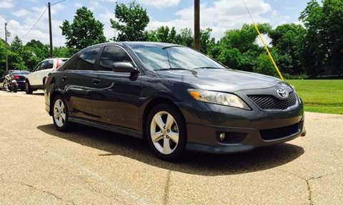 2010 Toyota Camry for sale at NextCar in Jackson MS