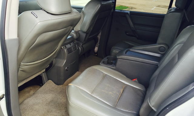 2005 Nissan Armada for sale at NextCar in Jackson MS