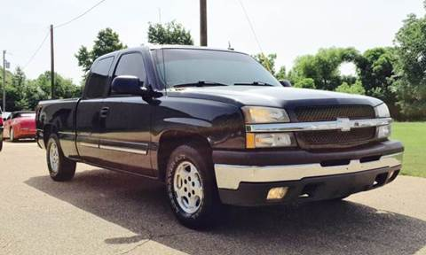 2004 Chevrolet Silverado 1500 for sale at NextCar in Jackson MS