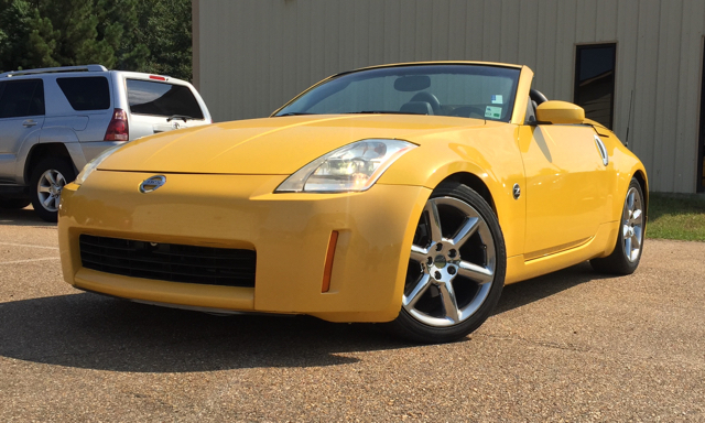 2005 Nissan 350Z for sale at NextCar in Jackson MS