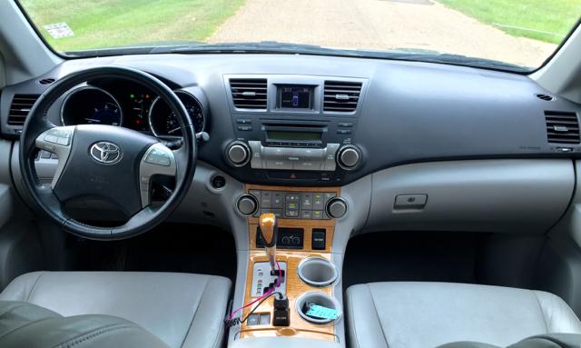 2008 Toyota Highlander Hybrid for sale at NextCar in Jackson MS