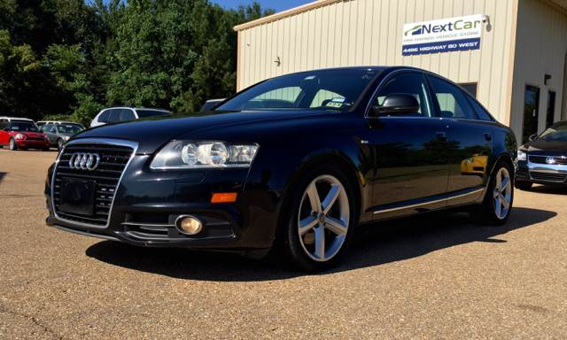 2011 Audi A6 for sale at NextCar in Jackson MS