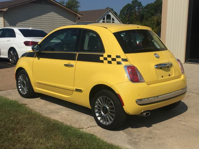 2012 FIAT 500 for sale at NextCar in Jackson MS