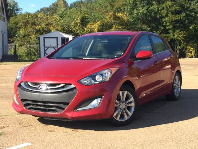 2014 Hyundai Elantra GT for sale at NextCar in Jackson MS