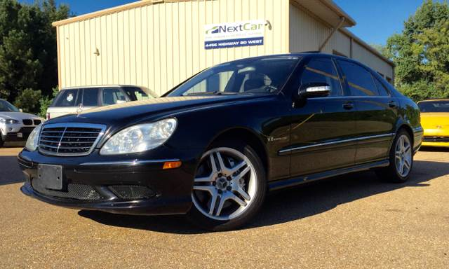 2005 Mercedes-Benz S-Class for sale at NextCar in Jackson MS