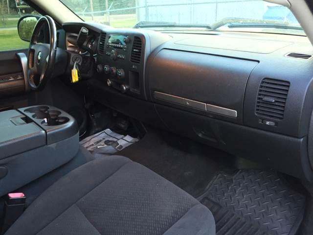 2008 Chevrolet Silverado 2500HD for sale at NextCar in Jackson MS