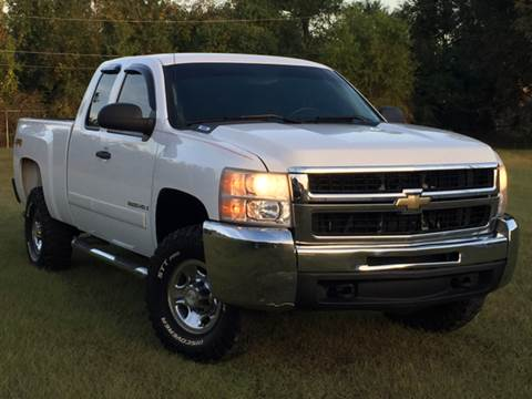 2008 Chevrolet Silverado 2500HD for sale at NextCar in Jackson MS