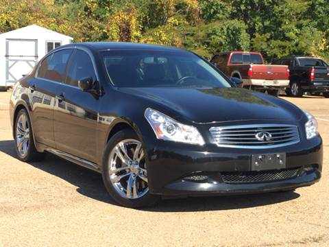 2009 Infiniti G37 Sedan for sale at NextCar in Jackson MS