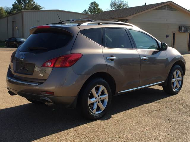 2010 Nissan Murano for sale at NextCar in Jackson MS