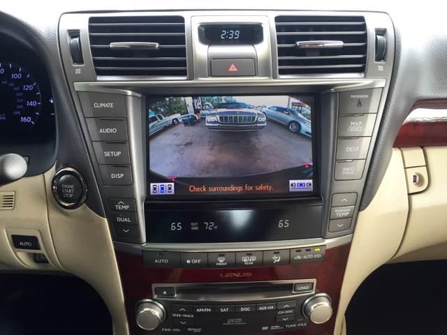 2010 Lexus LS 460 for sale at NextCar in Jackson MS
