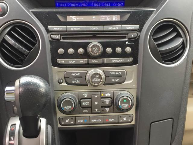 2012 Honda Pilot for sale at NextCar in Jackson MS