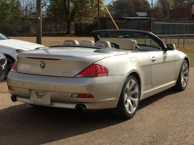 2007 BMW 6 Series for sale at NextCar in Jackson MS