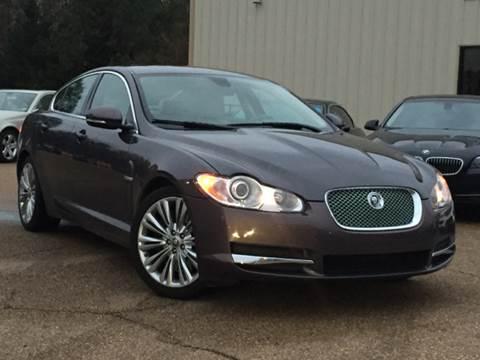 2011 Jaguar XF for sale at NextCar in Jackson MS