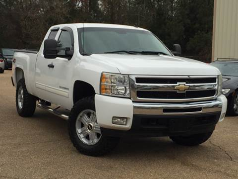 2011 Chevrolet Silverado 1500 for sale at NextCar in Jackson MS