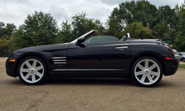 2005 Chrysler Crossfire for sale at NextCar in Jackson MS