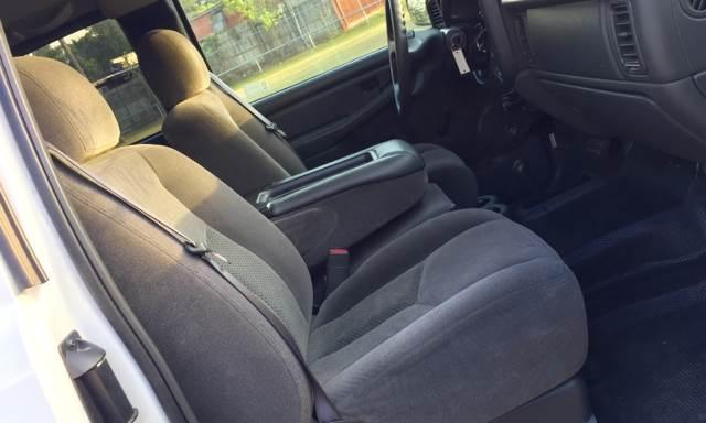 2006 Chevrolet Silverado 2500HD for sale at NextCar in Jackson MS