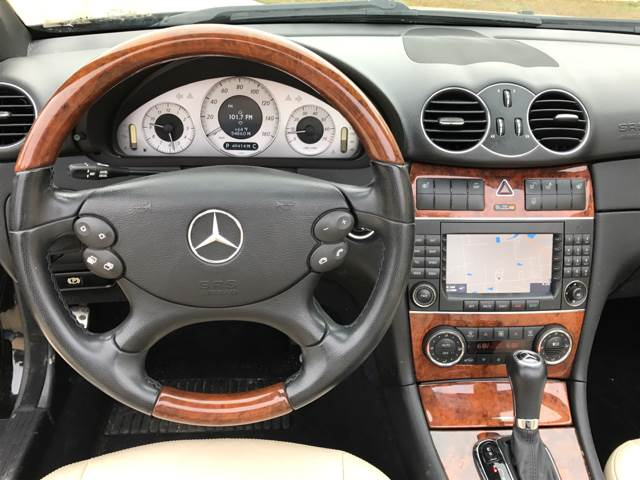 2009 Mercedes-Benz CLK for sale at NextCar in Jackson MS