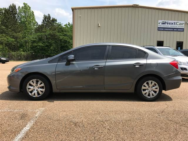2012 Honda Civic for sale at NextCar in Jackson MS