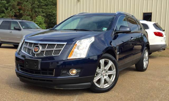 2011 Cadillac SRX for sale at NextCar in Jackson MS