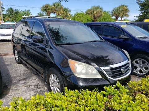 2010 Honda Odyssey for sale in West Palm Beach, FL