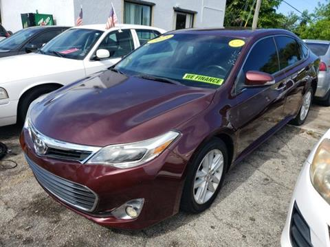 2015 Toyota Avalon for sale at Mike Auto Sales in West Palm Beach FL