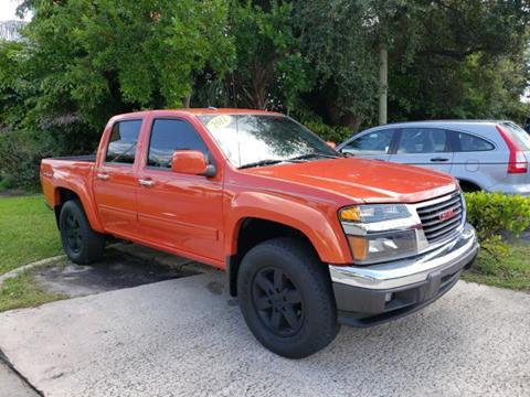 2012 GMC Canyon for sale in West Palm Beach, FL