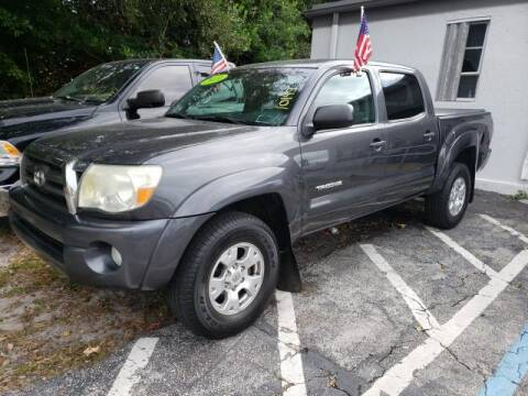2010 Toyota Tacoma for sale at Mike Auto Sales in West Palm Beach FL
