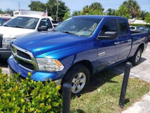 2016 RAM Ram Pickup 1500 for sale at Mike Auto Sales in West Palm Beach FL