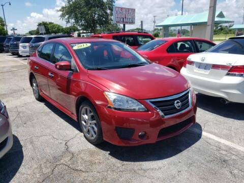 2013 Nissan Sentra for sale at Mike Auto Sales in West Palm Beach FL