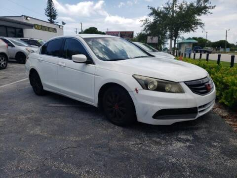2011 Honda Accord for sale at Mike Auto Sales in West Palm Beach FL