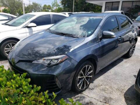 2018 Toyota Corolla for sale at Mike Auto Sales in West Palm Beach FL