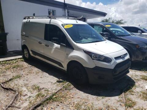 2016 Ford Transit Connect Cargo for sale at Mike Auto Sales in West Palm Beach FL