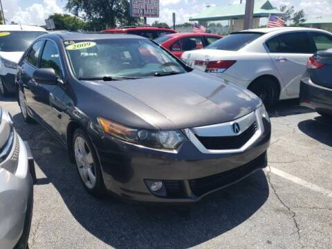 2009 Acura TSX for sale at Mike Auto Sales in West Palm Beach FL