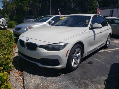 2016 BMW 3 Series for sale at Mike Auto Sales in West Palm Beach FL