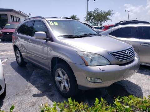2005 Lexus RX 330 for sale at Mike Auto Sales in West Palm Beach FL