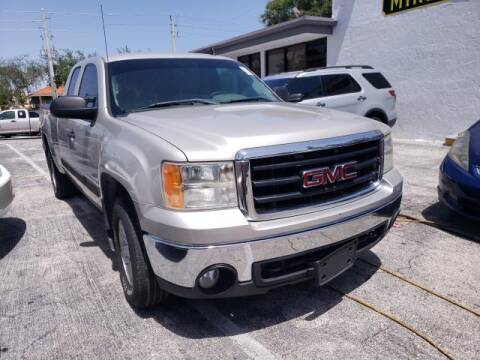 2007 GMC Sierra 1500 for sale at Mike Auto Sales in West Palm Beach FL