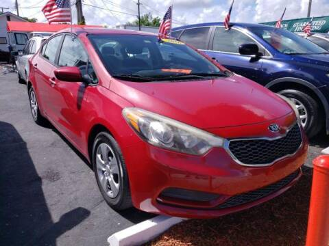 2016 Kia Forte for sale at Mike Auto Sales in West Palm Beach FL