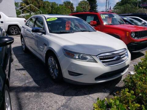 2010 Ford Taurus for sale at Mike Auto Sales in West Palm Beach FL