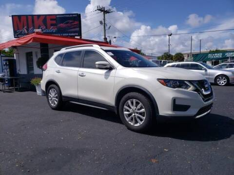 2017 Nissan Rogue for sale at Mike Auto Sales in West Palm Beach FL